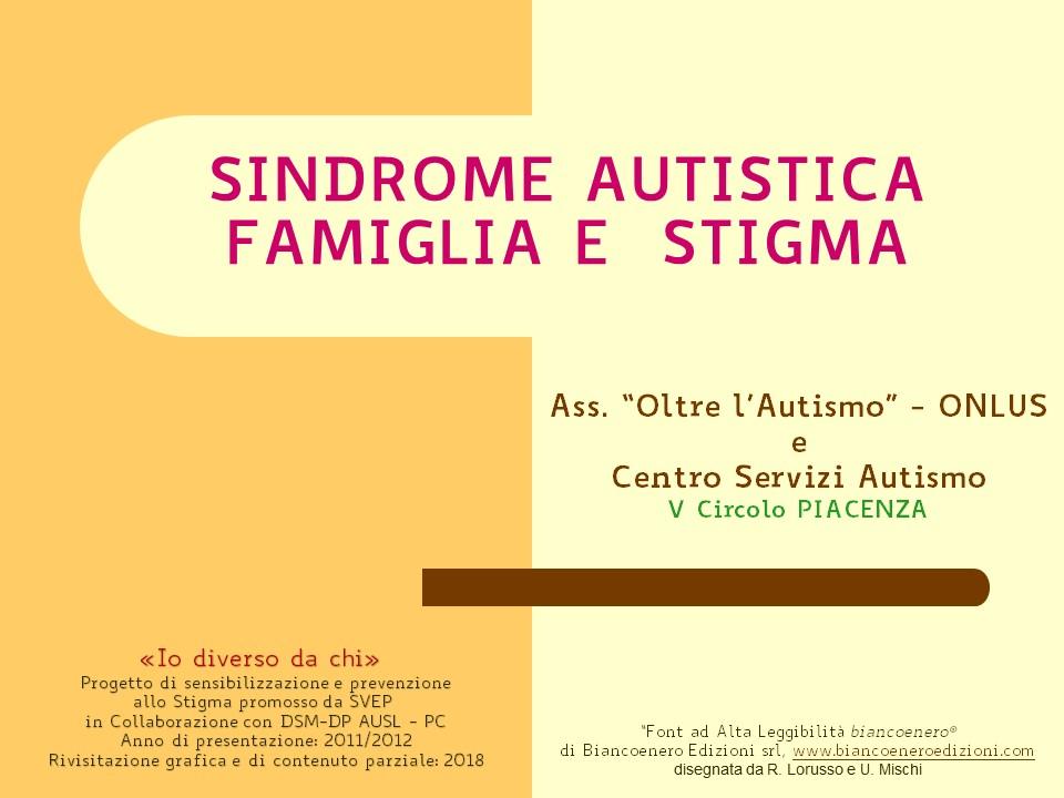 Famiglia e Stigma