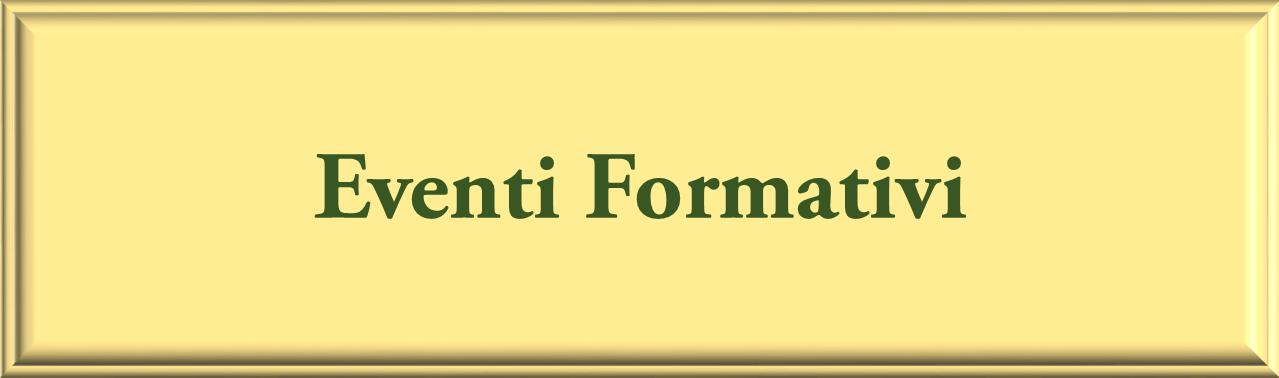 Eventi Formativi